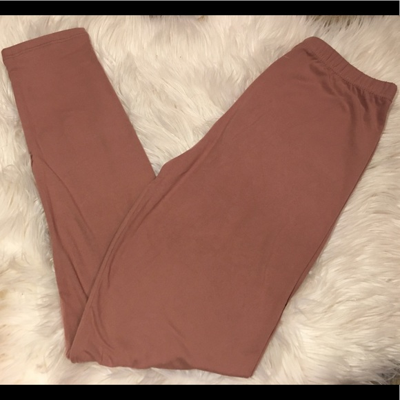 Pants - OS solid color leggings